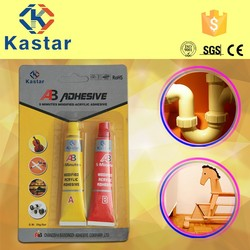 Trade Assurance $30.000 fast drying modified acrylic glue with factory price