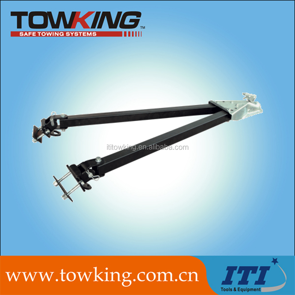 China supplier a frame agjustable trailer tow bar