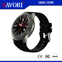 Chinese Factory Wholesales digital 3G Wifi Smart Watch DM368