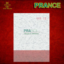 tiles 595x595mm PVC gypsum models