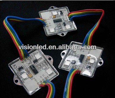 Best Quality 12V LED Module light RGB Color