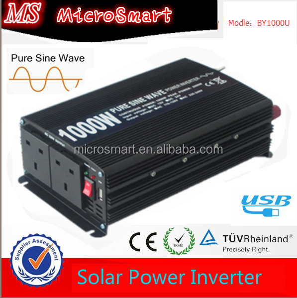 1000 watt hot sale 110V/220V pure sine power inverter