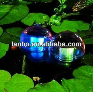 LED Solar Power Swimming pool Color changing Ball Floating Light