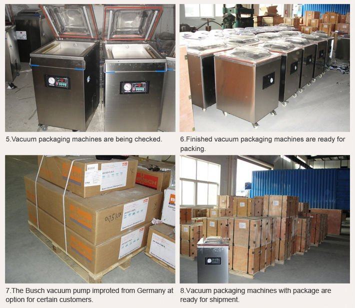 Vacuum Food Packaging Machine
