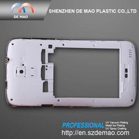 plastic cell phone / mobile phone housing