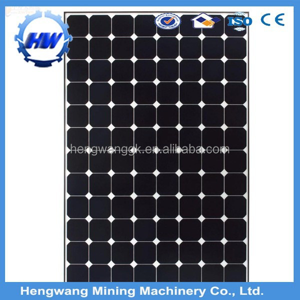 high efficiency light weight semi flexible solar panel Al/ETFE/TPE/BIPV/NEW with TUV/PID/CEC/CQC/IEC/CE