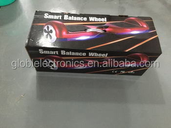 factory Wholesale 10 inch big tire mini smart self balance scooter two wheel smart self balancing electric