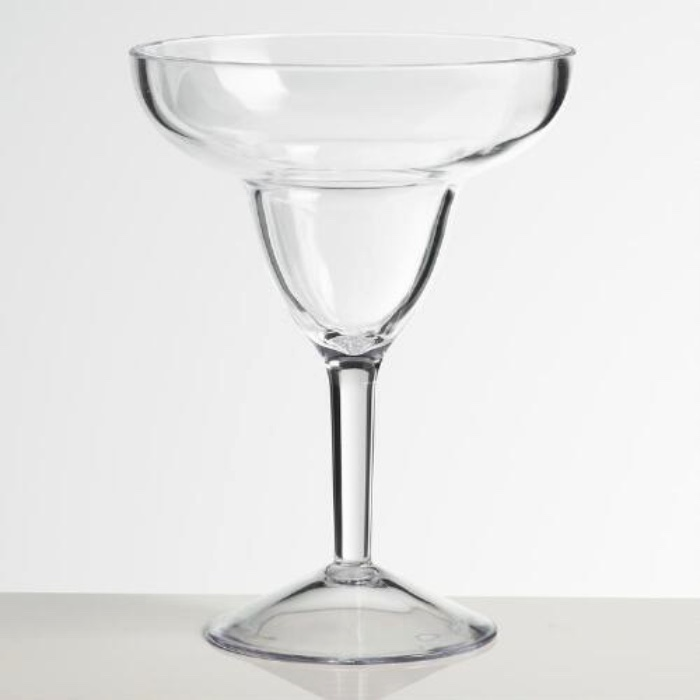 trade assurance plastic durable polycarbonate cocktail martini glass