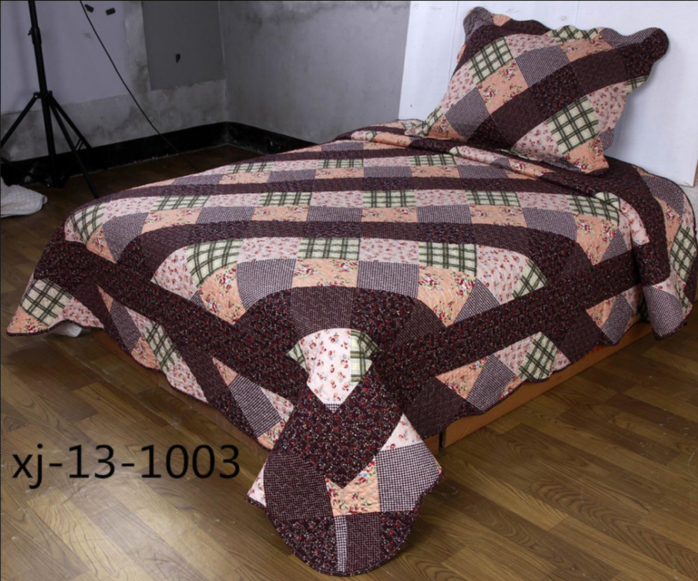 Large stock high quality Stake frame quilt pujiang factory quilt