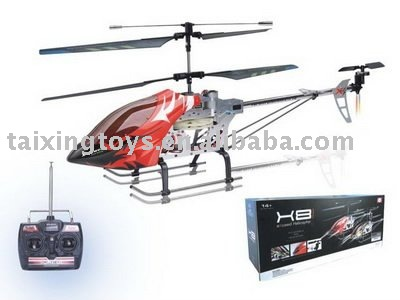 MINI 3CH RC HELICOPTER