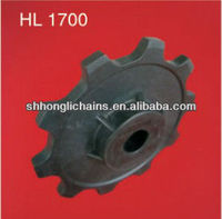 HL1700 plastic chain sprockets
