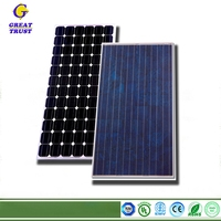 New design mono 190w 195w 200w 205w 210w pv solar panel well selling with great price