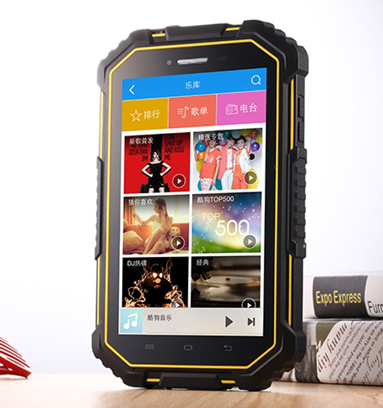 Factory American Version 4G FDD: B1/B4/B5/B7/B17=2100/1700/850/2600/700MHZ Waterproof Dustproof Shockproof Rugged Android Tablet