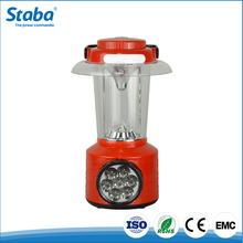 Staba 2W energy saving portable outdoor rechargeable emergency camping lantern light