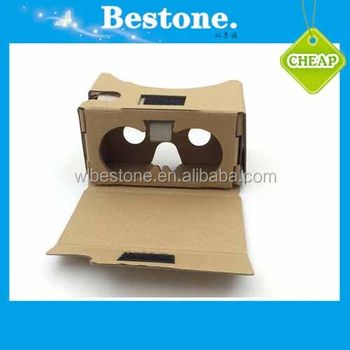 37mm diameter 45mm focal lenses for Google Cardboard V2 VR Glasses Cardboard v2 works with any smartphone