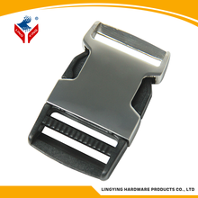 Factory wholesale high quality metal side release buckle for belt