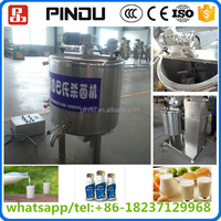 industrial 1000 liter milk pasteurizer machine/small scale milk pasteurization pasteurizing machine for sale