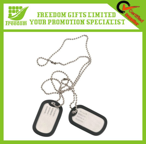Promotional Pet ID Tag