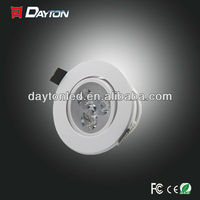 2013 new arrival Dimmmable Epistar EDISON ceiling light cover plate