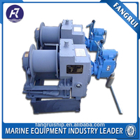 Industry Marine electric boat drum anchor powerboat drum winches