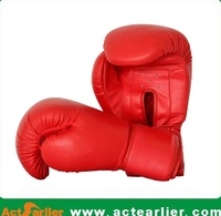 Cheap custom logo personalized boxing gloves in bulk
