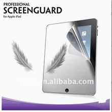 High quality magic mirror screen protector for ipad