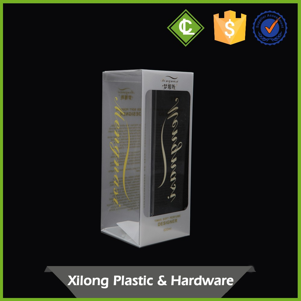 Custom Cost-Effective Transparent Pvc Pet Printed Plastic Favor Packing Box