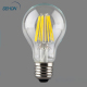 UL/cUL approved super bright 800lm 8W E26 A19/A60 dimmable Led filament light bulb 6000k