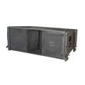 VT4888 3-way daul 12 inch passive pro line array speakers