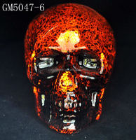 factory supplier wholesale halloween skull for decoration