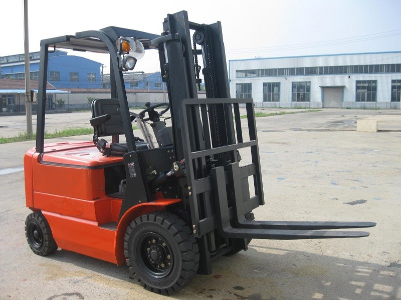 Chinese new designed diecast forklift truck model with CE certificate