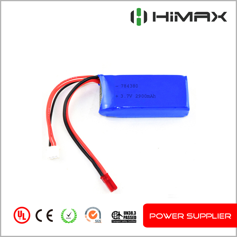 hot selling 30-60C 11.1V 3400mah high discharge rate lipo battery for RC car/helicopter/softgun/