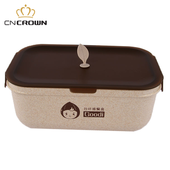2017 Hot Selling OEM Fashion Locking Outdoor Portable Lunch Bento Box