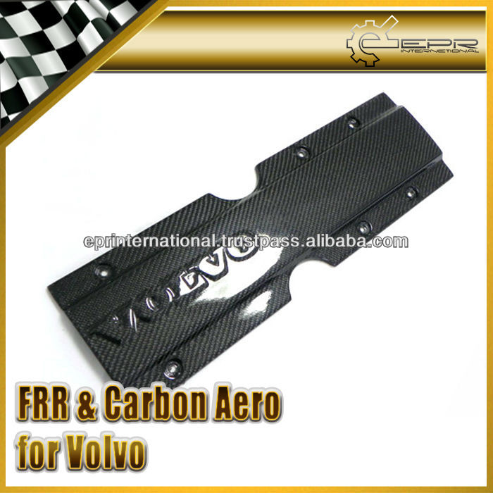 For Volvo 850 S70 V70 Carbon Fiber Plug Cover