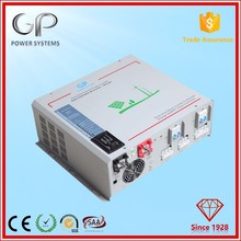 GP MPPT off grid solar pure sine wave inverter 5000w 48vdc to 220vac with avr function