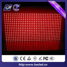 Very Competitive Price Single Color P10 Outdoor Bus Led Display Message
