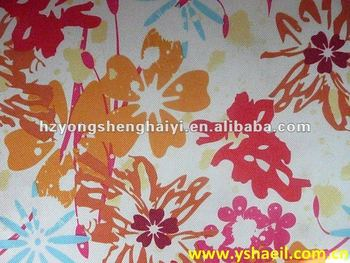 100% Polyester Fabric Printing for Upholstery