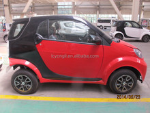 2 seats sporting electric car