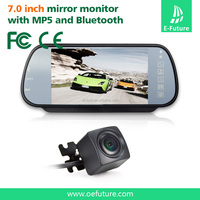 bluetooth rearview mirror with reverse camera