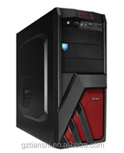 Custom computer case, atx pc gaming case, case computer from real factory