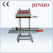 Small Automatic Continuous Large Plastic Bag Heat Sealing Machine