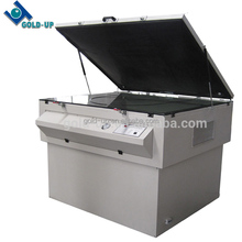 Gold-up China made high quality screen printing Vacuum Exposure Unit/Dry vacuum exposure machine for plate making