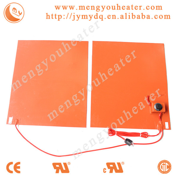Factory direct sales silicone rubber kanthal super flexible warming heating elements