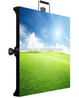 led mobile truck for sale p5 led cabinet 640*640mm die-casting alulminum cabinet led screen p5 p7.62 32x64
