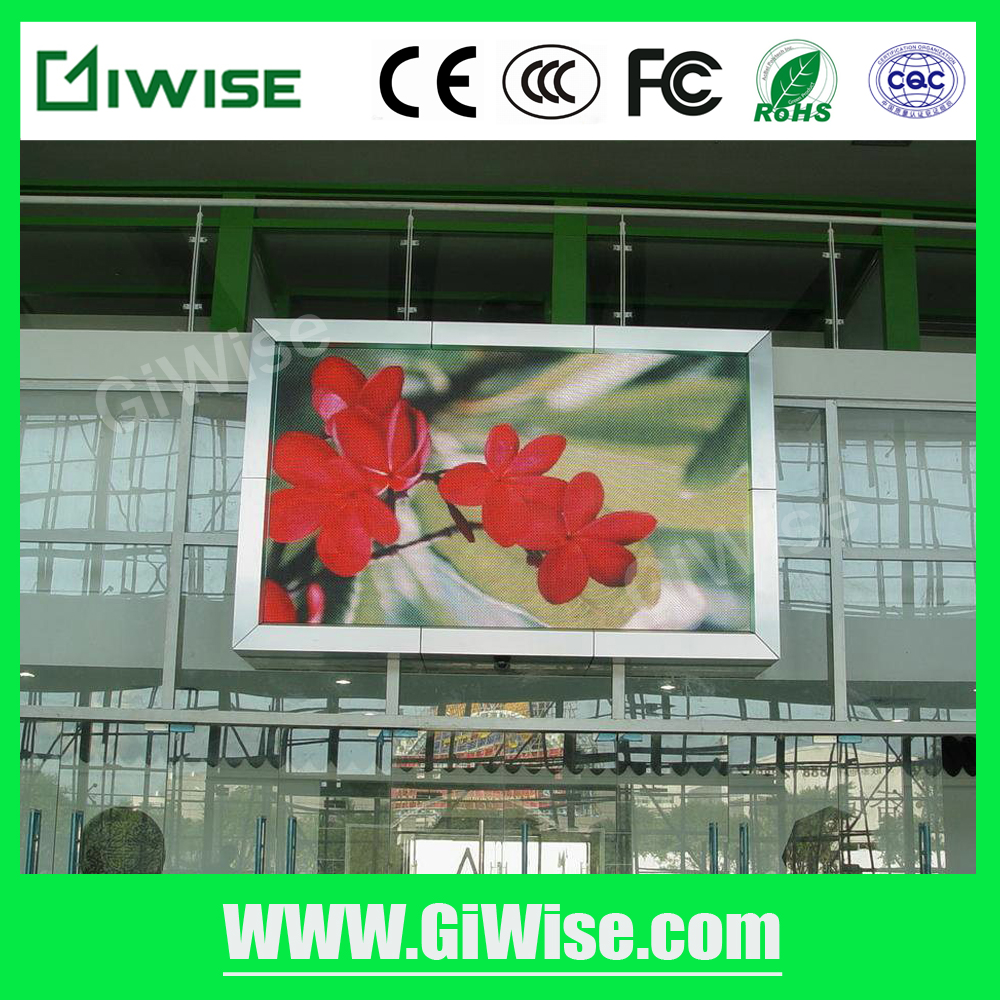 P7.62mm pitch indoor LED display screen module video wall RGB 3 in 1 SMD3528 for HD advertisement