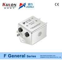 General purpose DL-80F33 80A 80VDC Emi emc rfi Noise Filter