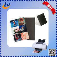 HOT ! China manufacturer!! magnetic contact paper wholesale 650gsm,advertise paper fridge magnet