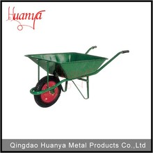 Powder Coating High Quality Electric Wheel Barrow