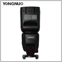YONGNUO YN600EX-RT II Wireless Speedlite Flash with Optical Master and TTL HSS for Canon AS For Canon 600EX-RT