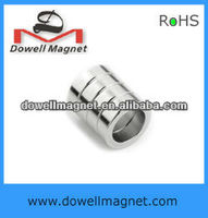 NMR10-7-3 small size ring motor magnet n35h
